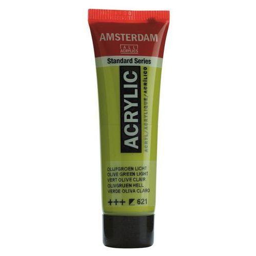 Talens amsterdam acryl farba 621 oliv greenl 120ml (8712079268299)