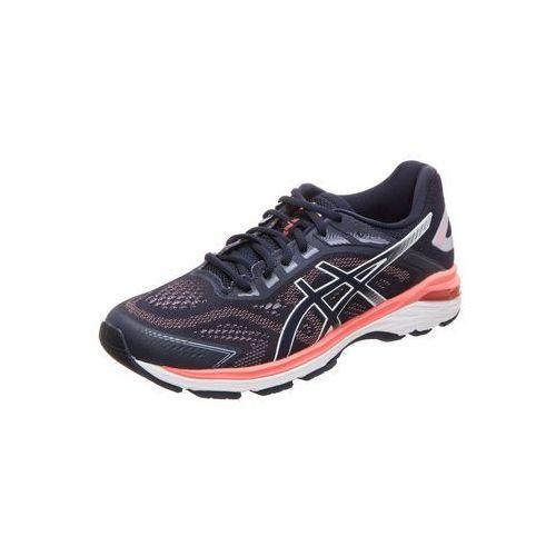 Asics buty do biegania 'gt-2000 7' atramentowy / lawenda / łososiowy