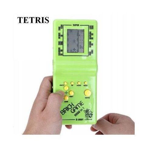 Digiking Elektroniczna gra logiczna tetris (kilka kolorów) - 9999 możliwości!!