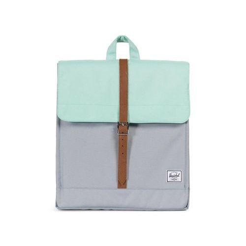 Plecak Herschel City Mid-Volume Backpack Niebieski - Niebieski ||Siwy