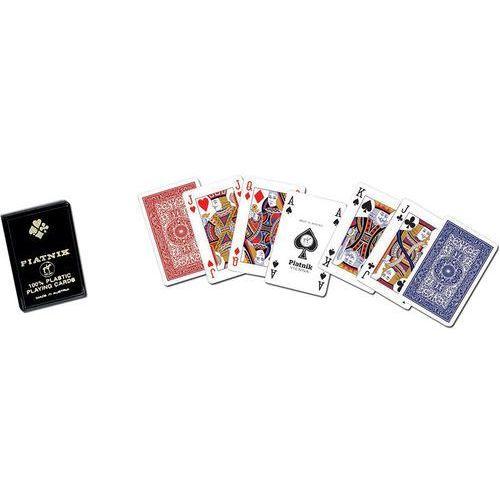 Karty do gry Piatnik 1 talia, Plastik