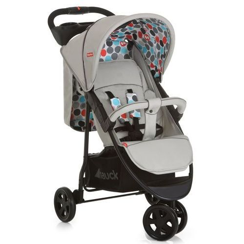 Hauck wózek fisher price vancouver 2019 gumball grey (4007923311196)