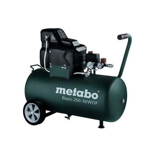 Kompresor sprężarka tłokowa Metabo Basic 250-50 W OF (601535000)
