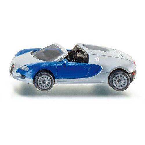 Zabawka SIKU Bugatti Weyron 1353