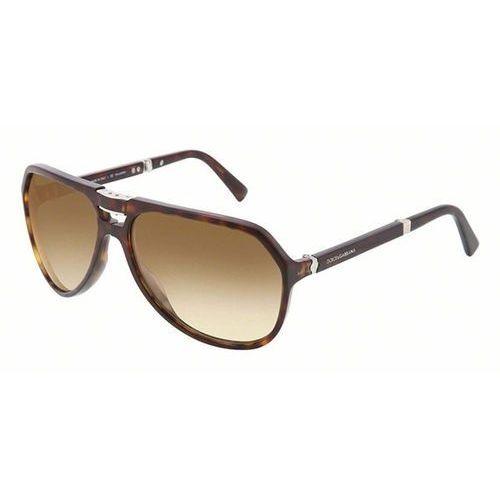 Okulary Słoneczne Dolce & Gabbana DG4196 Small Sicilian Hinge 502/51