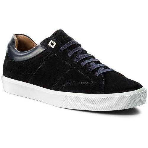 96dd684c8c125 Półbuty męskie · Sneakersy - escape 50385994 10207137 01 dark blue 401  marki Boss