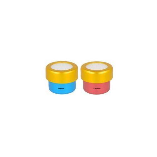 Pojemnik do dezynfekcji instrumentów kanałowych - kolory