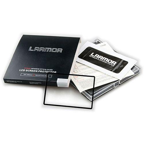 GGS Osłona LCD (szkło) LARMOR 4G - Nikon D3200 z kategorii Folie ochronne i osłony LCD