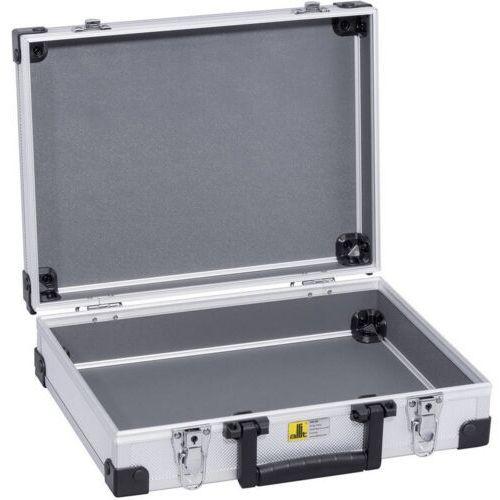 Walizka narzędziowa bez wyposażenia, uniwersalna Allit AluPlus Basic L 35 424100 (DxSxW) 345 x 285 x 105 mm (4005187241006)