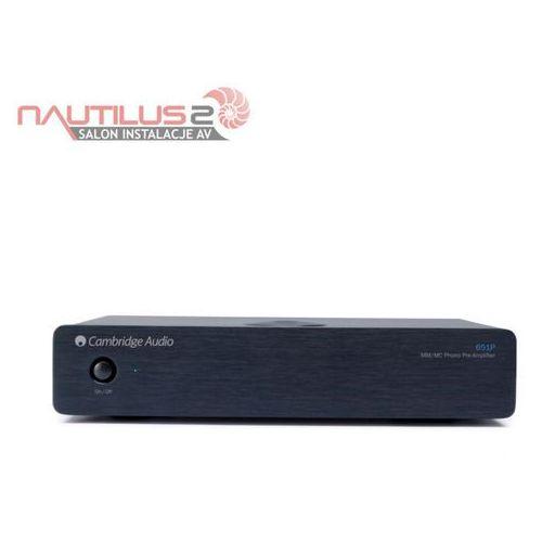 Cambridge Audio Azur 651P - Dostawa 0zł! - Raty 20x0% lub rabat!