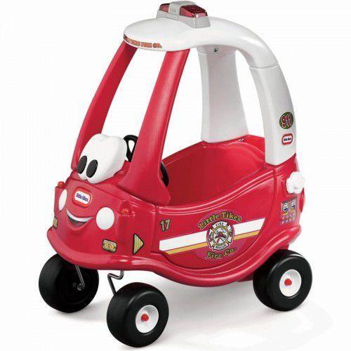 Little Tikes Jeździk Cozy Coupe Straż Pożarna Rescue (0050743172502)