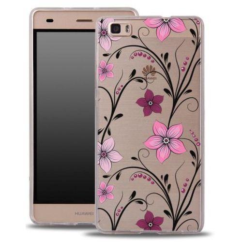 Qult Etui  back case fashion do huawei p10 (roz003) (5901836694355)