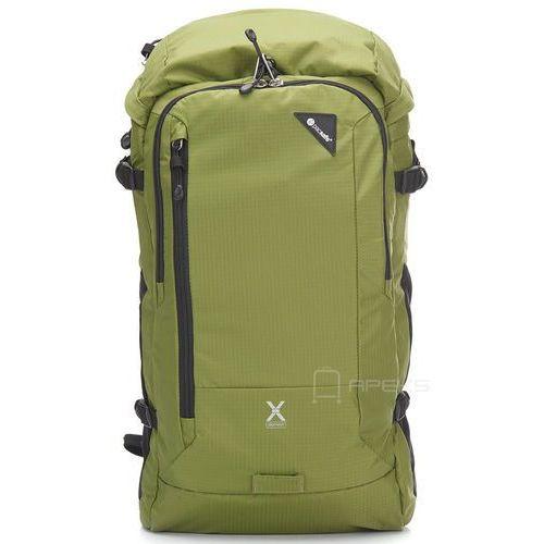 "Pacsafe Venturesafe X30 plecak antykradzieżowy na laptopa 15"" / Olive Green - Olive Green"