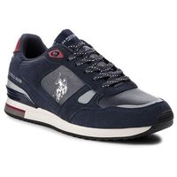 Sneakersy U.S. POLO ASSN. - Wilde FERRY4083W8/SY1 Dkbl, 1 rozmiar