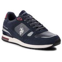 Sneakersy U.S. POLO ASSN. - Wilde FERRY4083W8/SY1 Dkbl, kolor niebieski