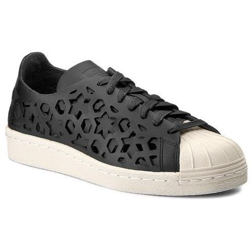 Buty adidas - Superstar 80s Cut Out W BY2120 Cblack/Cblack/Owhite