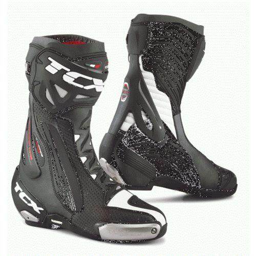 BUTY SPORTOWE TCX RT-RACE PRO AIR BLACK, kolor czarny