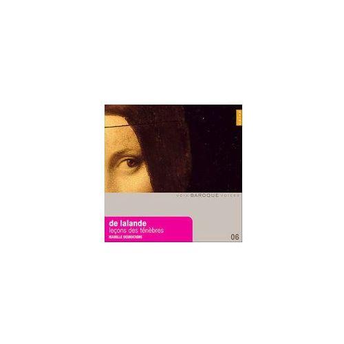 De Lalande: Lessons Des Tenebres (6) (muzyka klasyczna)