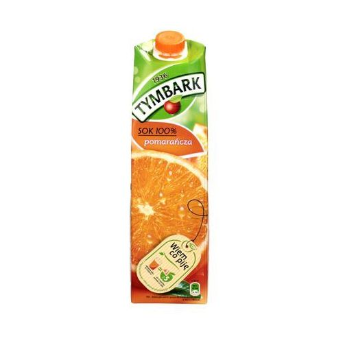 Tymbark Sok 1l pomarańcza
