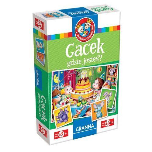 Granna, gra losowa Gacek gdzie jesteś? (5900221002270)