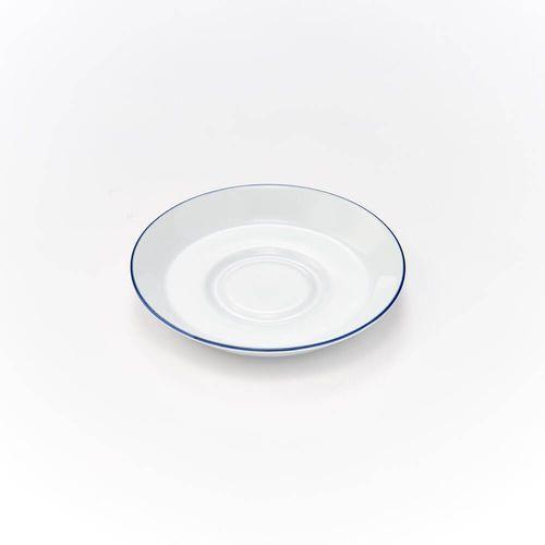 Spodek pod filiżankę porcelanową BISTRO - śr. 15 cm