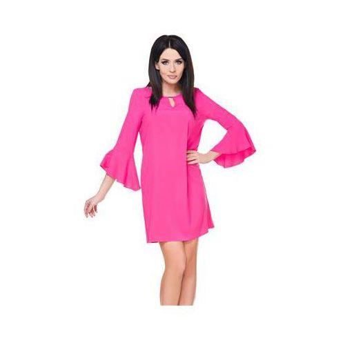 Tessita Sukienka model t173 dark pink