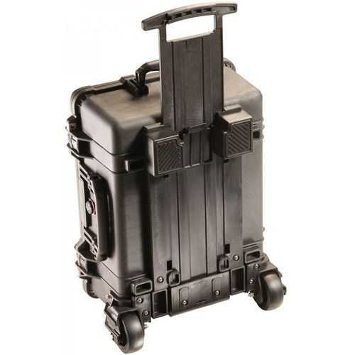 Pelican products, inc. Peli 1560m bez gąbki, wodoodporna, pancerna skrzynia transportowa w wersji mobility (0019428118969)