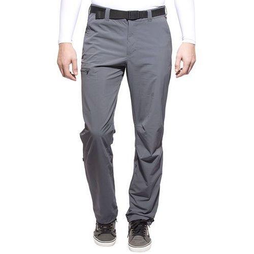 Maier sports nil spodnie długie mężczyźni szary 58 2018 spodnie i jeansy