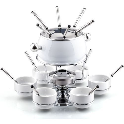 Zestaw fondue LAMART LT7007 Biały + DARMOWY TRANSPORT! (8590669156030)