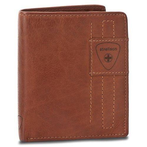 117d65d9e1d2e Info · Duży portfel męski - upminster 4010001929 cognac 703 marki Strellson