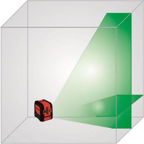 Poziomica, laser krzyżowy Smart 1.1G Pro Green (5901571513874)
