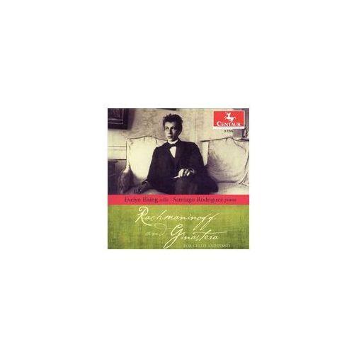 Rachmaninoff & Ginastera For Cello & Piano z kategorii Muzyka klasyczna - pozostałe