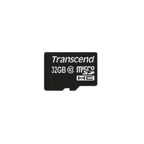 TRANSCEND MicroSDHC 32GB TS32GUSDHC10 >> BOGATA OFERTA - SUPER PROMOCJE - DARMOWY TRANSPORT OD 99 ZŁ SPRAWDŹ!