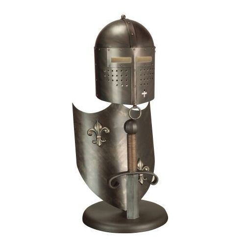 Crusader Nocna Elstead CRUSADER T/L 70cm brązowy