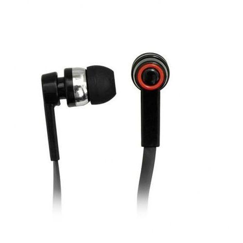 Zestaw słuchawkowy Forever mini-jack uniwersalny z przełącznikiem