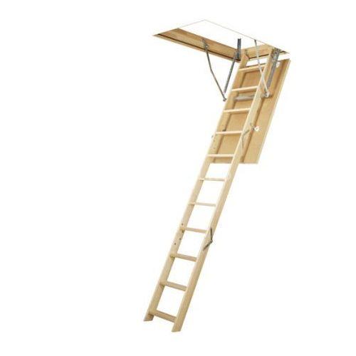 Schody strychowe Fakro LWS Plus 60x130
