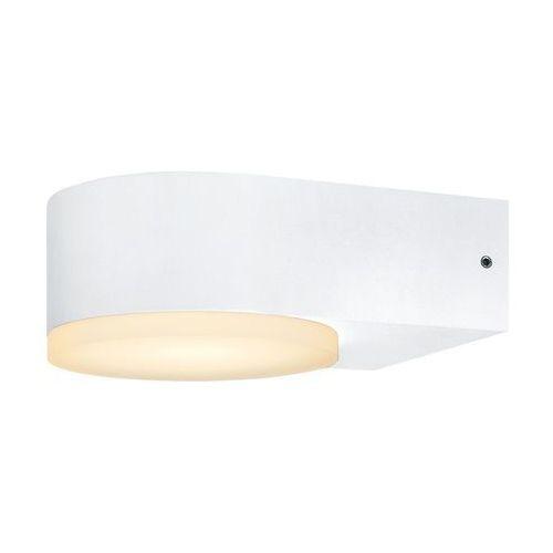 Kinkiet monza wall 1l white 106918 - - sprawdź mega rabaty w koszyku! marki Markslojd