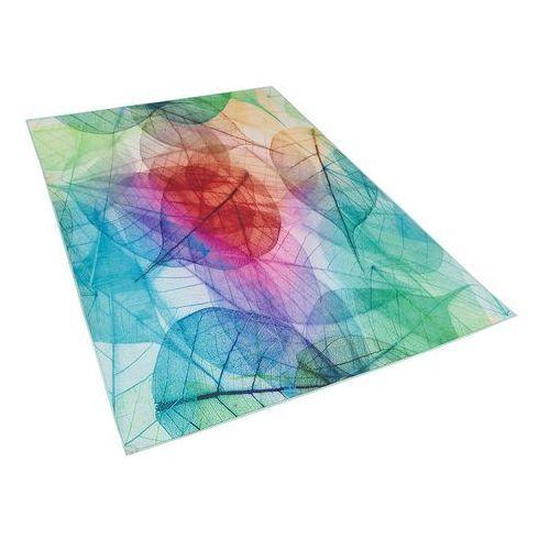 Beliani Dywan kolorowy 160 x 230 cm krótkowłosy antakya (4260624113005)