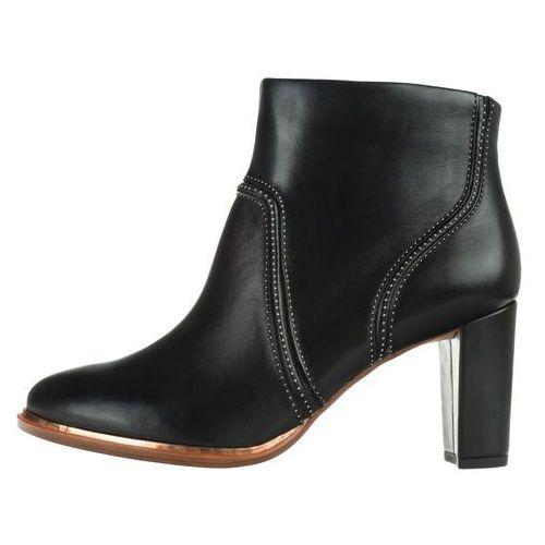 Clarks Ellis Betty Ankle boots Czarny 36 (5050407937633)