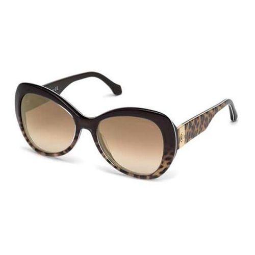 Okulary słoneczne rc 1040 cavriglia 50g marki Roberto cavalli
