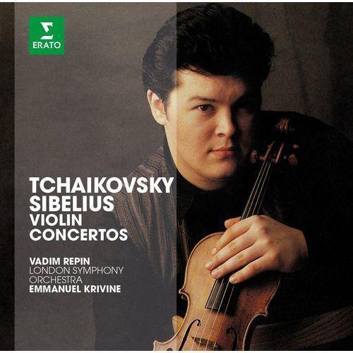 THE ERATO STORY. TCHAIKOVSKY - SIBELIUS: VIOLIN CONCERTOS - Vadim Repin (Płyta CD) (0825646332786)
