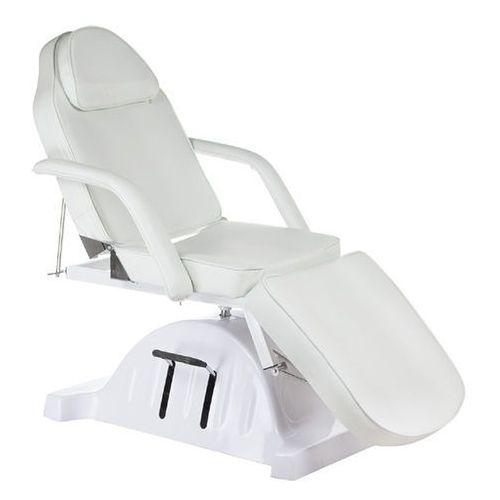 Beauty system Fotel kosmetyczny hydrauliczny bd-8222m biały. Najniższe ceny, najlepsze promocje w sklepach, opinie.