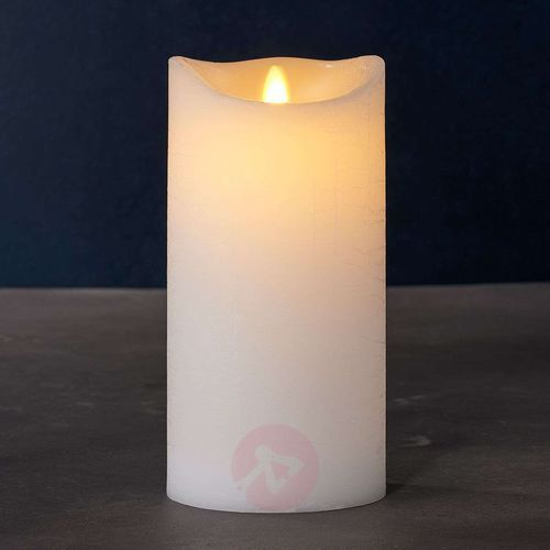 Sara Exclusive – świeca LED, migotanie, 20 cm (5707310800317)