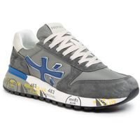 Sneakersy PREMIATA - Mick 4563 Grey, kolor szary