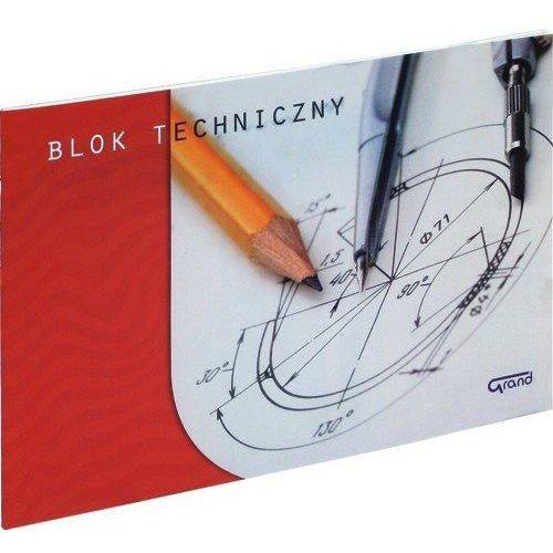 Grand Blok techniczny a3 fiorello 10 kartek (5903364242947)