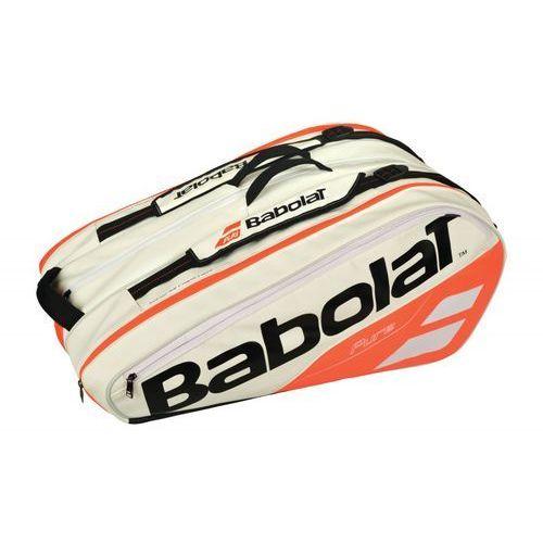 Babolat Thermobag x12 Pure Biało-Czerwony