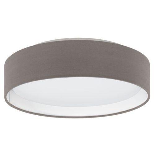 Eglo Lampa sufitowa pasteri antracyt - 32 cm, 31593