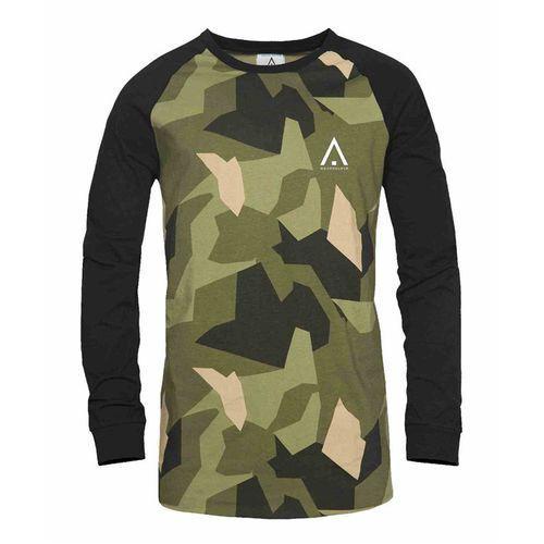 Clwr Koszulka - ttr jersey asymmetric olive (510) rozmiar: m