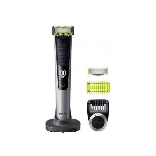 PHILIPS OneBlade Pro Face+Body QP6620/20 2 nasadki do ciała, 2 ostrza, 14 długości