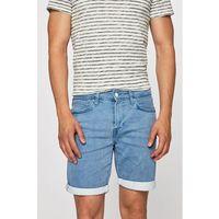 - szorty jeansowe marki Guess jeans